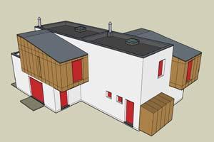 guida a sketchup maurizio galluzzo. Black Bedroom Furniture Sets. Home Design Ideas